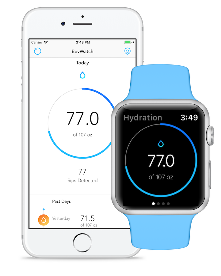 BevWatch for Apple Watch